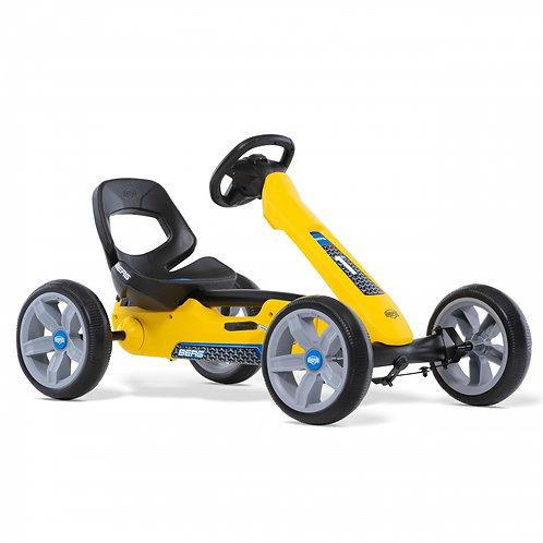 Minama vaikiška mašinėlė BERG Reppy Rebel Geltonas