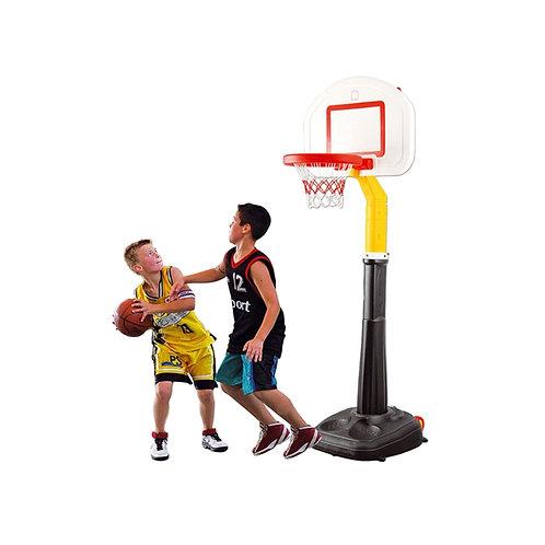 WOOPIE Krepšinio stovas 15 reguliuojamų padėčių 280 cm