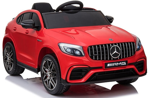 Akumuliatorinė mašinėlė Mercedes QLS-5688 4x4 RED