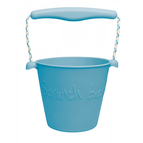 """Scrunch Bucket"" silikoninis kibirėlis, Petrol"