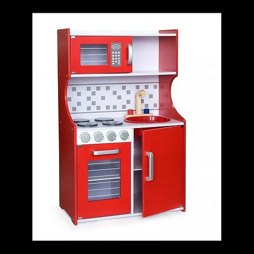 Medinė virtuvė VT2