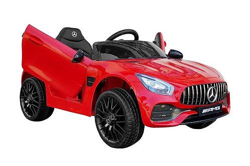 Akumuliatorinė mašinėlė Mercedes SLS AMG GT R Red