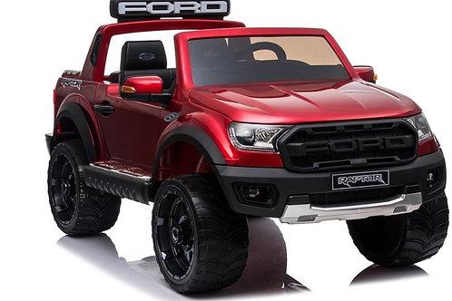 Akumuliatorinė mašinėlė Ford Raptor Red