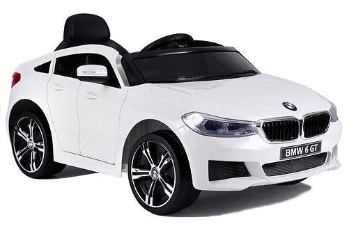 Akumuliatorinė mašinėlė BMW 6 GT White