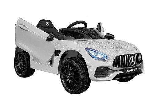 Akumuliatorinė mašinėlė Mercedes SLS AMG GT R White