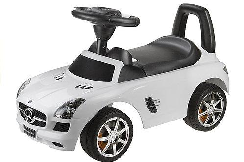 Automobilis MB SLS AMG WHITE