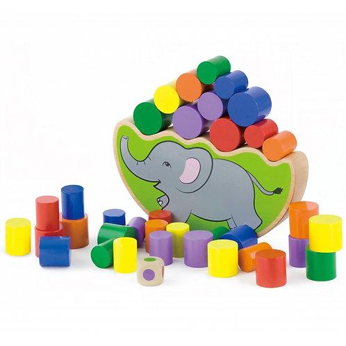 Medinis balansinis drambliukas