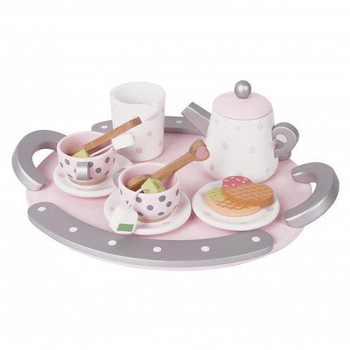 Medinis arbatos indų rinkinys