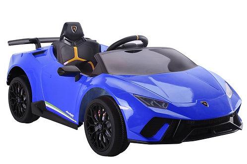 Akumuliatorinė mašinėlė Lamborghini Huracan Blue