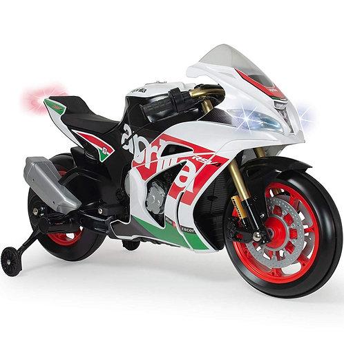 Akumuliatorinis motociklas NJUSA Aprilia 12V