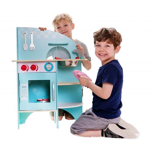 Medinė virtuvė CW2