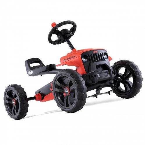 Minama vaikiška mašinėlė BERG JEEP Buzzy Rubicon