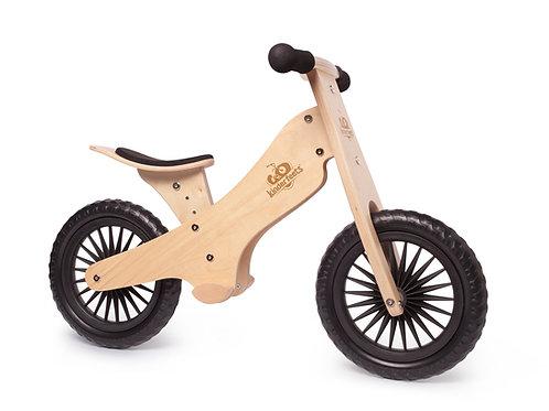 Balansinis dviratis Kinderfeets Natural