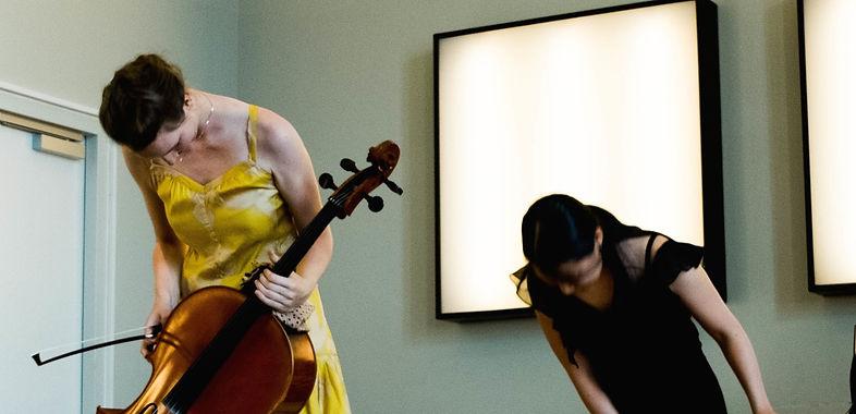 Emma Besselaar, cello
