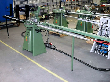 Morso EH Digital with roller infeed and