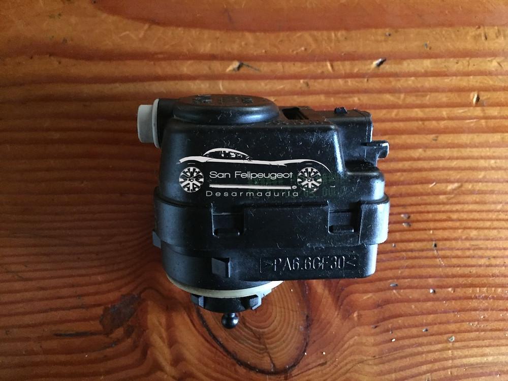 motor nivelador luces 206