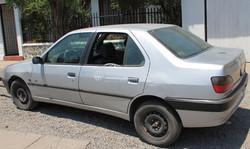 Peugeot 306 en desarme