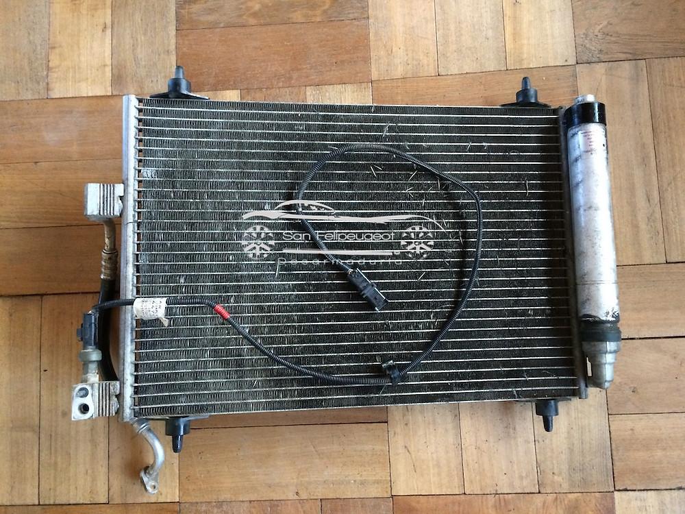 condensador de aire acondicionado 407