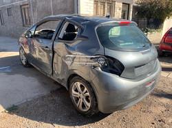 Peugeot 208 en desarme