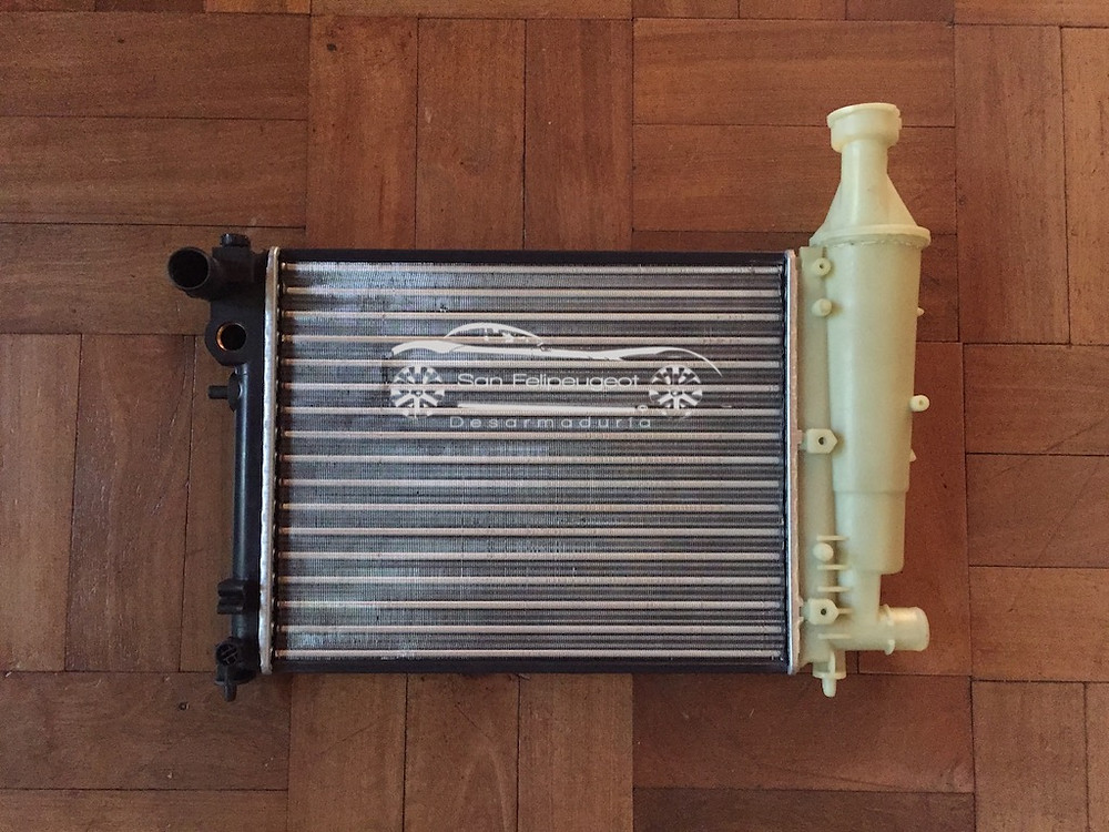 radiador 106
