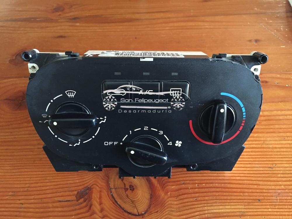 panel calefacción 307