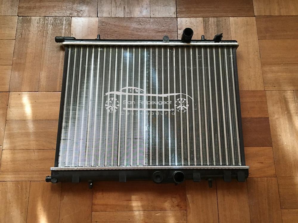 radiador berlingo