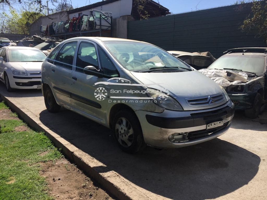 Citroën Picasso en desarme