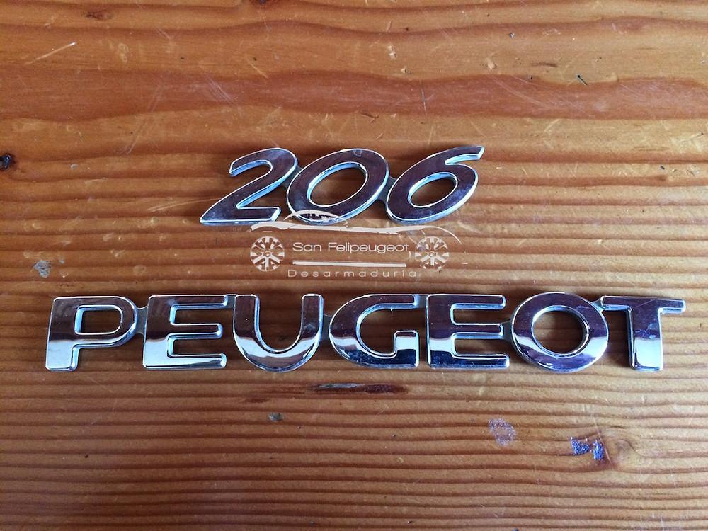 emblema 206