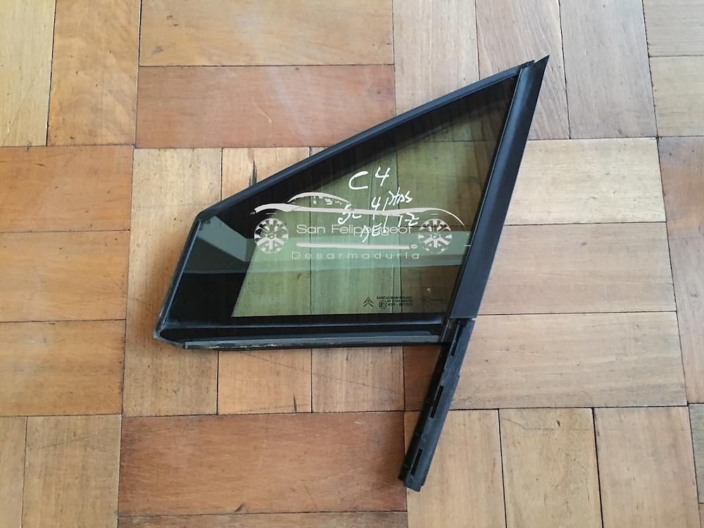 vidrio lateral c4