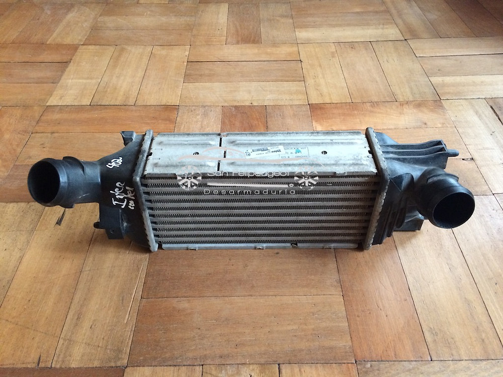 intercooler 407