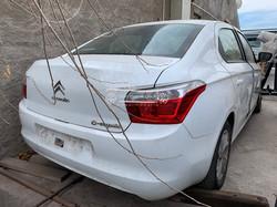 Citroën C'Elysée en desarme