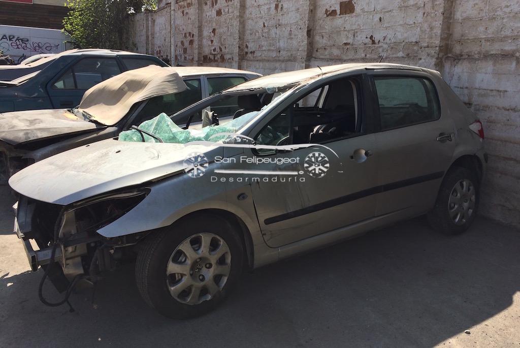 Peugeot 307 en desarme