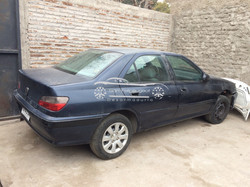 Peugeot 406 en desarme