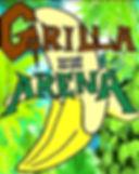 GORILLA IN ARENA