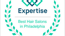 Penn Campus Hair Salon was picked out of 308 Philly hair salons to rank in the top 20