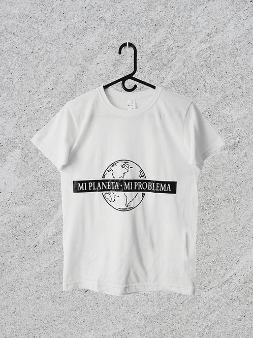 Camiseta MI PLANETA