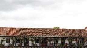 Balcones de Villa de Leyva