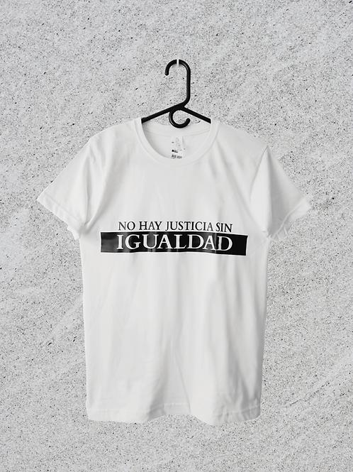 Camiseta IGUALDAD