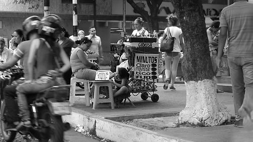 Trabajo informal en la ciudad de Cúcuta