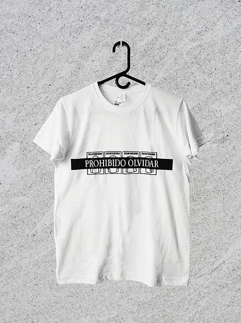 Camiseta DESAPARECIDOS
