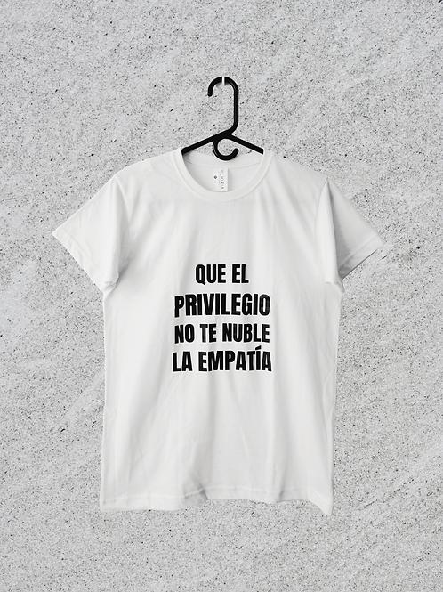Camiseta EMPATÍA