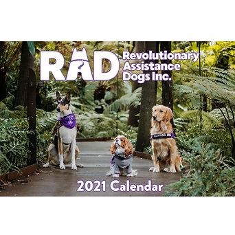 2021 RAD Calendar