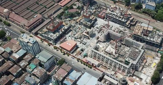 Yoma Central site