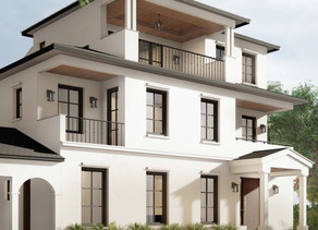 The launch of The Hills @ Pun Hlaing, a limited edition of 9 villas on 9k sqft plot on 19 Sep 2020