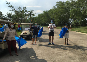 COVID-19 Diary Together & Apart: Community spirit soars during Community CleanUp