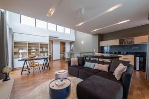 Lotus Hill Pun Hlaing Estate Home Interior