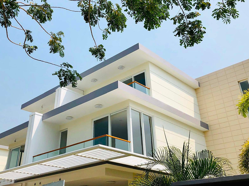 House to Buy In Yangon, Myanmar Pun Hlaing Estate