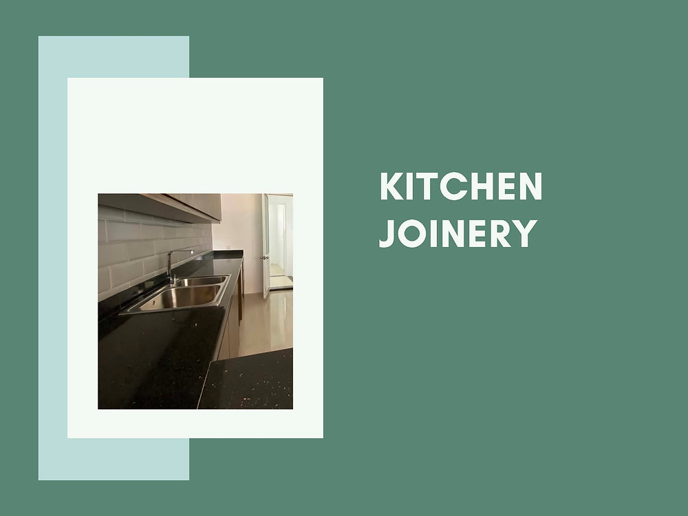 What is Kitchen Joinery