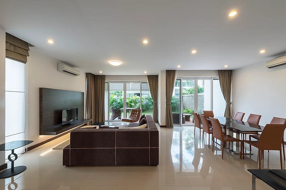 Lotus Place Pun Hlaing Estate Home Interior