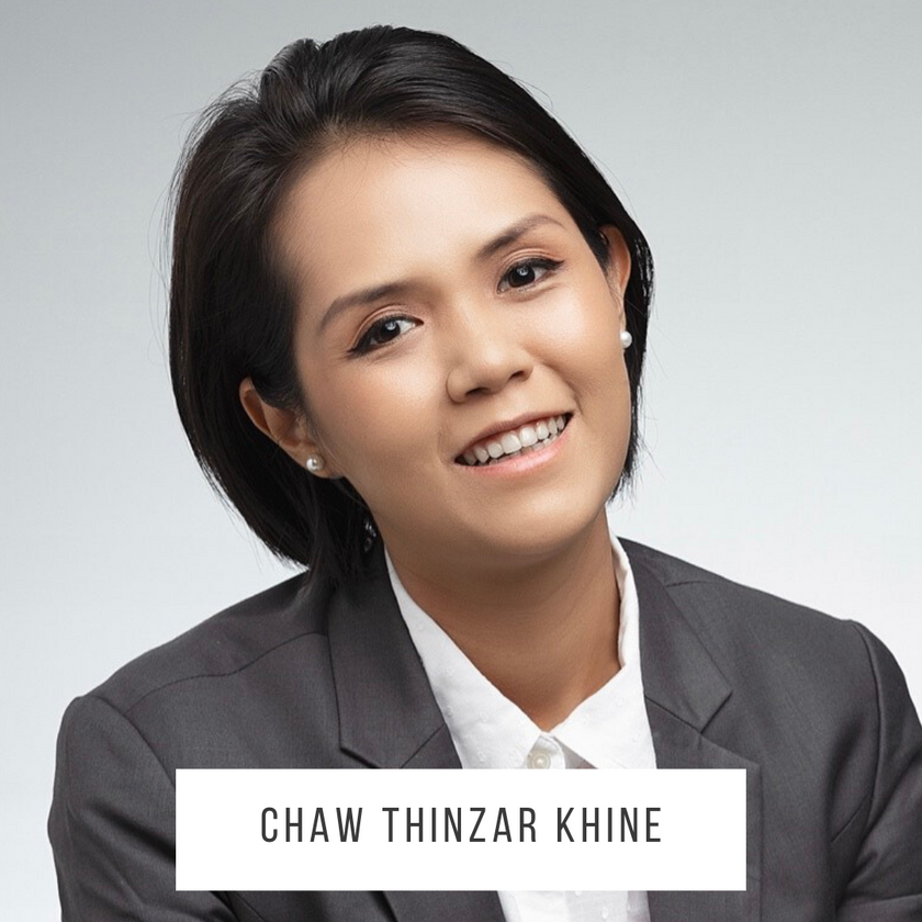 Chaw Thinzar Khine Yoma Land Team